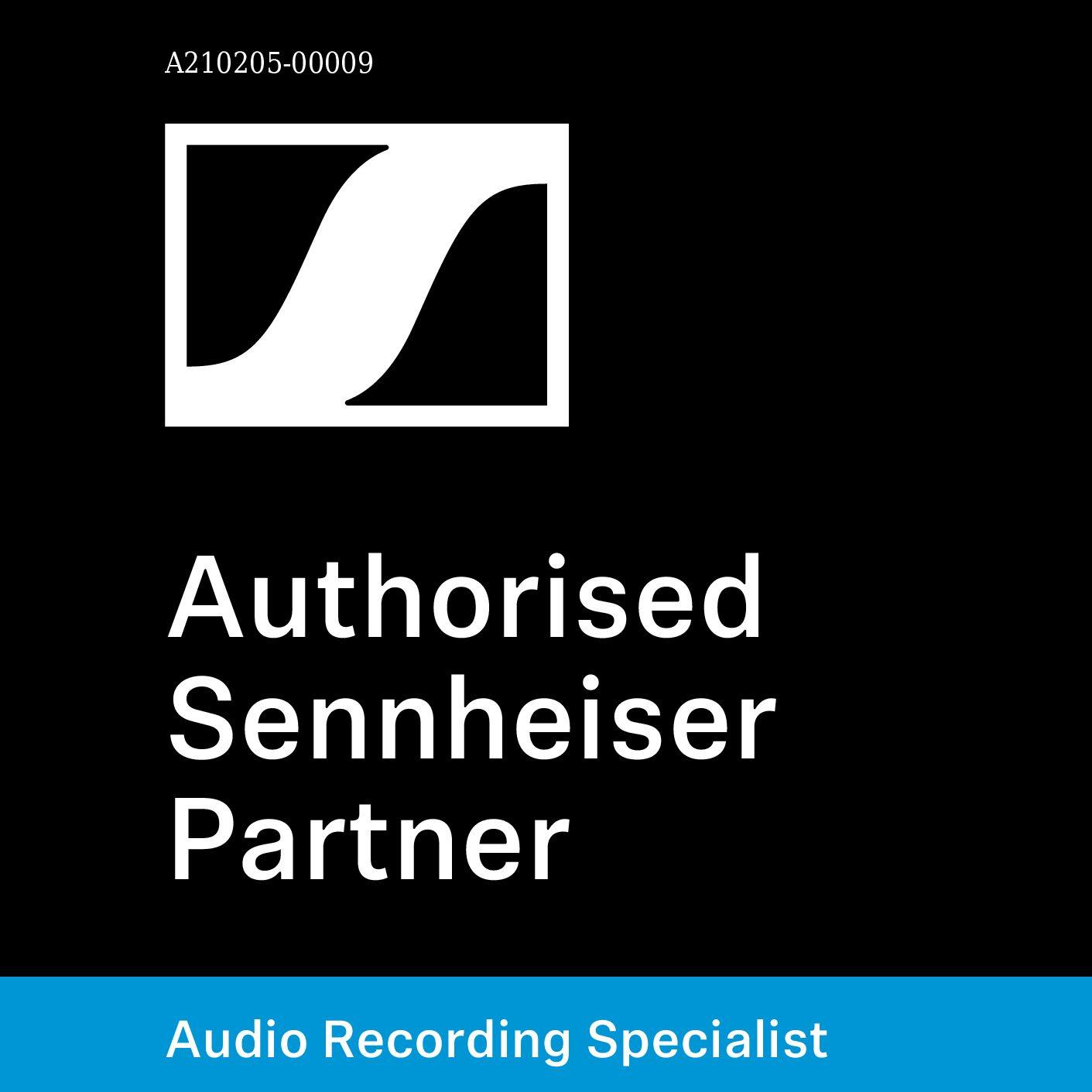Sennheiser Audio Recording Specialise