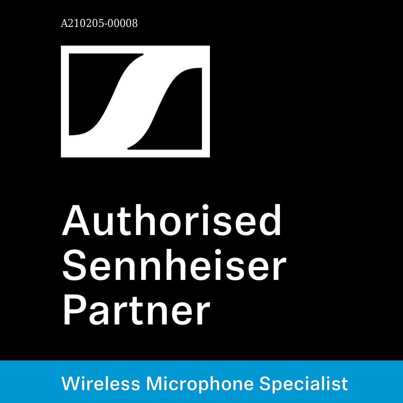 Sennheiser Wireless Microphone Specialist
